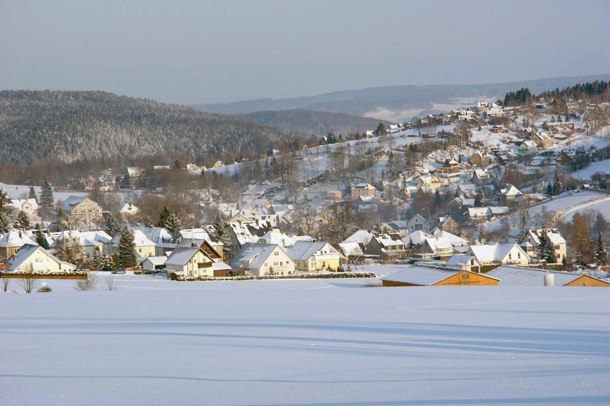 Bockau im Winter